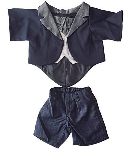 Groom Outfit Teddy Bear Clothes Fits Most 14