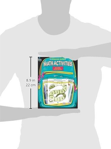 Workbook 3 grade worksheets : Math Activities, Grade 3 (Homework Helper): Frank Schaffer ...