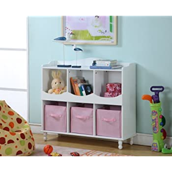 Amazon.com: Cubby Toy Storage: Kitchen & Dining