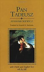 Pan Tadeusz (English and Polish Edition)