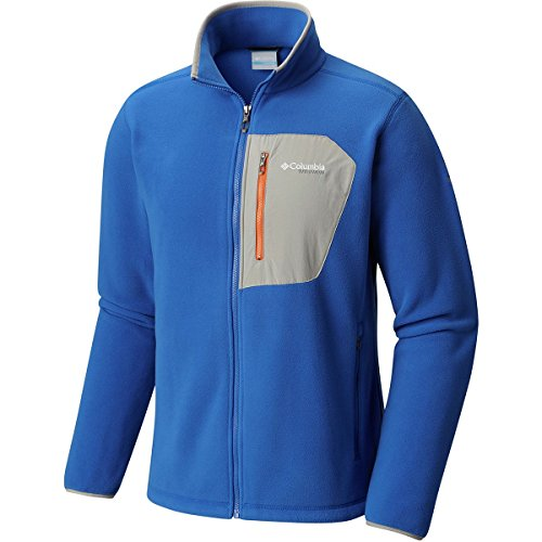 Columbia Titanium Titan Pass 2.0 Fleece Jacket - Men's Azul, - Mens Columbia Titanium Jacket