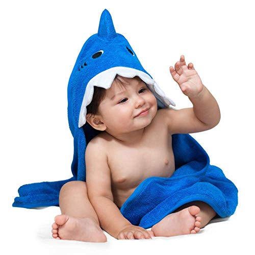 shark towel baby - 6