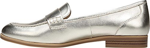 Naturalizer Womens Veronica Loafer,Platina Leather,US 6.5 M by Naturalizer (Image #2)