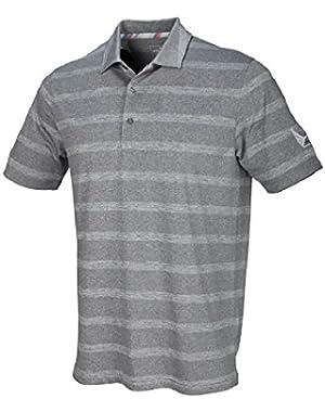Golf- Volition Pounce Stripe Polo