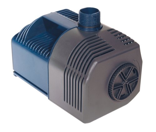 - Quiet One Lifegard Fountain Pump, 1664-Gallon Per Hour