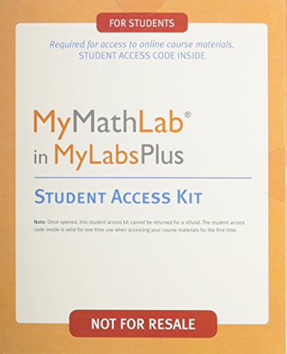 Mymathlabplus Access >Custom<