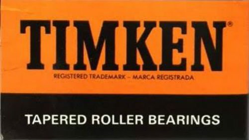 Timken NA48290SW Tapered Roller Bearing, Single Cone, Standard Tolerance, Straight Bore, Keyway, Steel, Inch, 5.0000'' ID, 1.8440'' Width