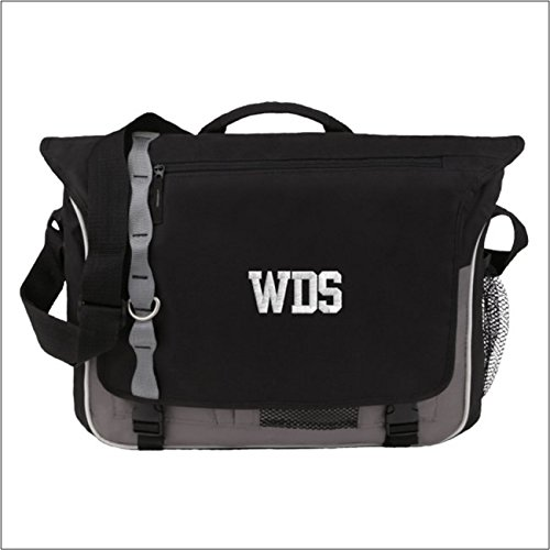 Custom Embroidered Laptop Bags - 3