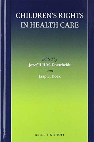 Childrens Rights in Health Care