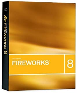 Amazon.com: Macromedia Fireworks 8 Win/Mac [Old Version]: Software
