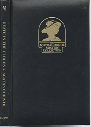 book cover of Death in the Clouds
