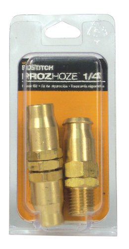 BOSTITCH PRO-14REPAIR Prohoze Repair Kit for 1/4-Inch Hose STANLEY-BOSTITCH