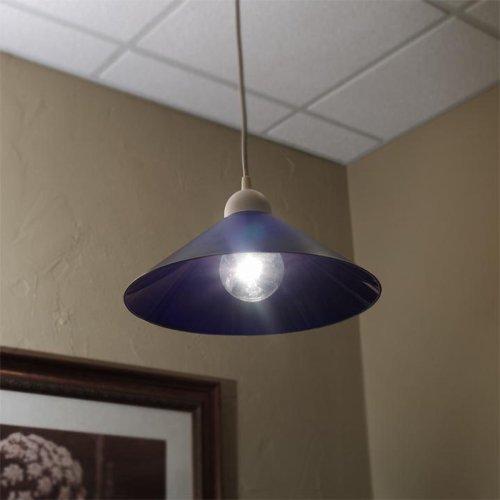 GE 12980-6 Watt Globe Light Bulb, Crystal Clear, 6-Pack