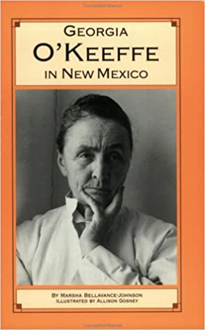 georgia okeeffe in new mexicoa guide famous footsteps