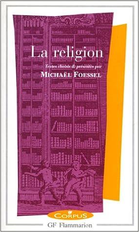 En ligne téléchargement gratuit La Religion epub, pdf