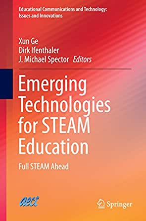 Amazon.com: Emerging Technologies for STEAM Education: Full ...