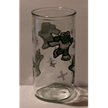 Jelly/Jam Kermit the Frog 12oz Glass Vintage 1989
