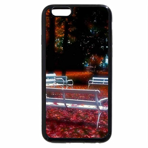 iPhone 6S Case, iPhone 6 Case (Black & White) - Autumn Therapy