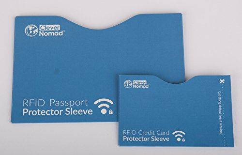 Wallets Passports Identity Blocking Protection product image