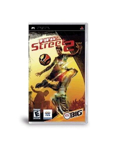 - FIFA Street 2 - Sony PSP