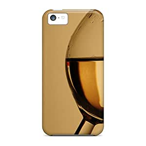 Top Quality Rugged Glass Cases Covers For Iphone 5c