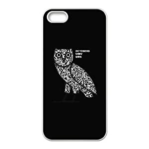 Drake Ovo Owl For iPhone 5, 5S Csae protection Case DHQ615472