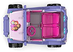 Power Wheels Dora and Friends Jeep Wrangler