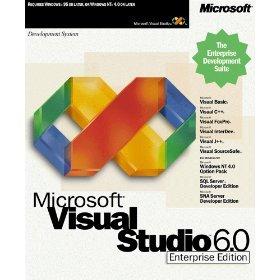 Price comparison product image Microsoft Visual Studio 6.0 Enterprise Edition