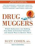 Drug Muggers, Suzy Cohen and Samuel M. Cohen, 1609610563