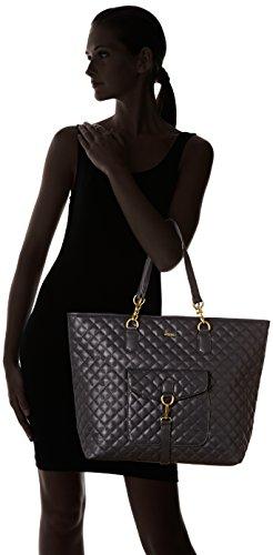 black Donna A Oxydeh16w04 Spalla Nero Borsa Kaporal UzfwC8q