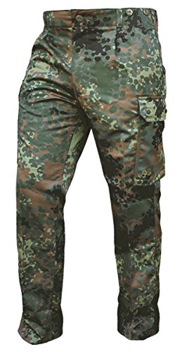 Cargo Flecktarn Uomo Basic Pantaloni Brandit qA8wX5P5