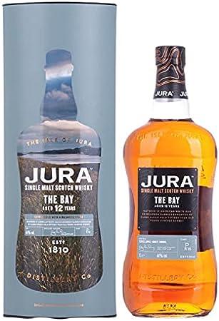 Jura Jura THE BAY 12 Years Old Single Malt Scotch Whisky 44% Vol. 1l in Giftbox - 1000 ml