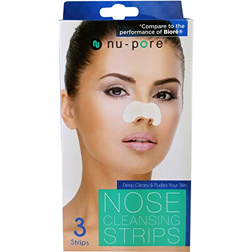 (Pack of 48, 144 Ct) Nupore Nose Strips Cleansing Strips by nu-pore (Image #1)