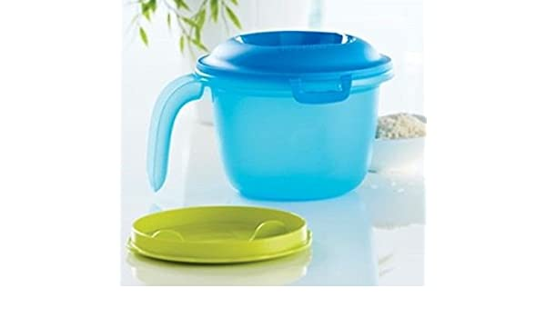 Tupperware Junior - Arrocera para microondas: Amazon.es: Hogar
