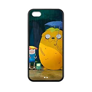 Custom Cartoon Back Cover Case for iphone 5 5s JN5 5s-282