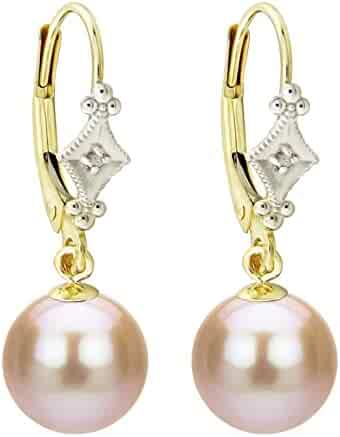 33c38bd2efb01 Shopping Natural - Pearl - Yellow Gold - $100 to $200 - Jewelry ...