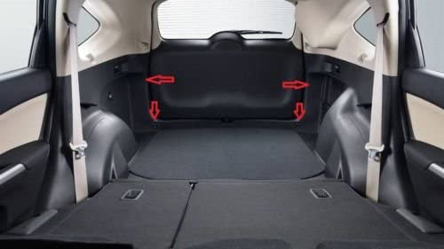 Envelope Style Trunk Cargo Net for Honda CR-V CR V CRV 2017 2018 2019 2020 New