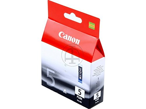 Canon Pgi-5bk Ip4200/Ip5200/Ip5200r/Ip6600d/Mp 500/780/800/800r/830/950 Black Ink Tank 2 Pack