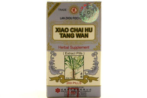 Xiao Chai Hu Tang Wan (200 Pills) - 16oz (Pack of 3) (Xiao Chai Tang Wan Hu)