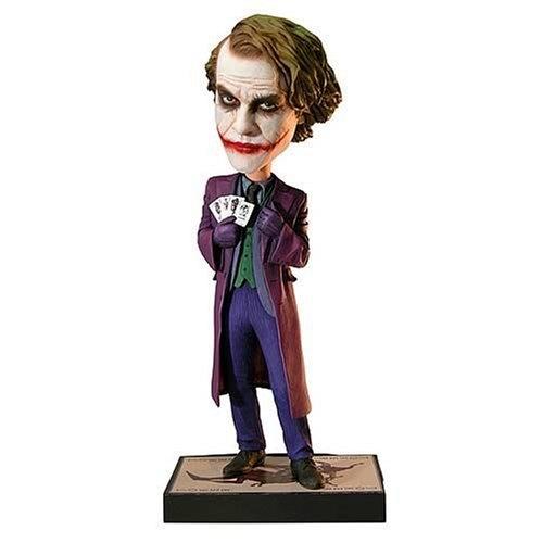 - NECA The Dark Knight Joker HeadKnocker