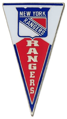 NHL New York Rangers Pennant - Pennant Pin