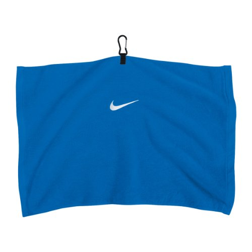 Nike Embroidered Towel (Photo (Blue Embroidered Velour Golf Towel)