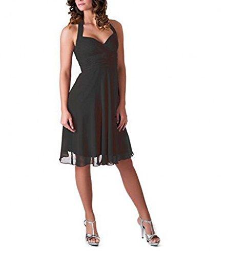 Leader of the Beauty - Vestido - para mujer negro negro 46