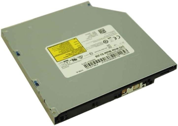 for Toshiba Samsung SU-208 Super Multi 8X DVD RW DL Burner 24X CD-R Writer 9.5mm Super Slim Laptop Internal SATA Drive NEW