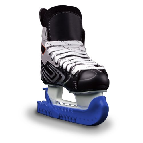 Supergard Ice Skate Guard, Blue