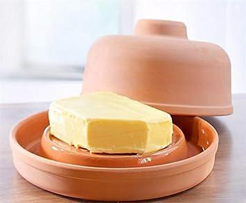 Kühlschrank Butterdose : Naturgut ton butterkühler frische butter ohne kühlschrank