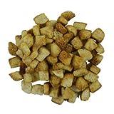 Fresh Gourmet Deli Style Garlic Crouton, 2.5 Pound - 4 per case.