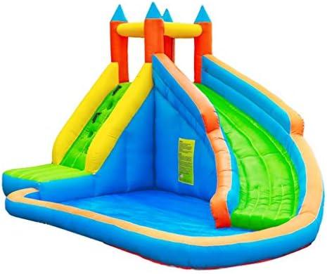 Trampolín Inflable para niños, Castillo Inflable pequeño para ...
