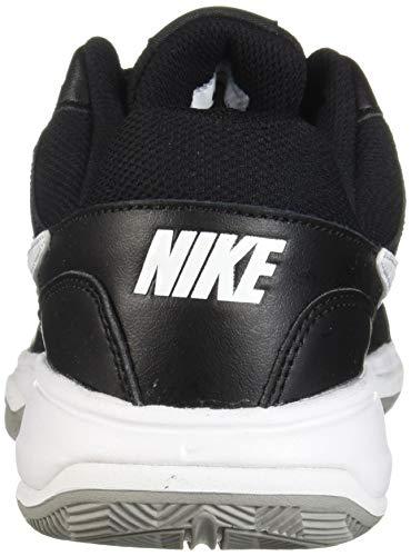 NIKE Men's Court Lite Athletic Shoe, Black/White/Medium Grey, 8.5 Regular US by Nike (Image #2)
