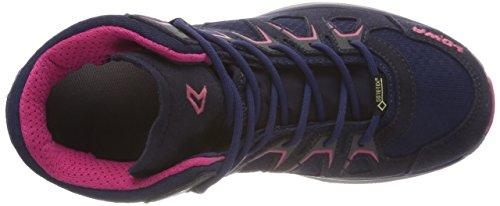 Innox Rise Boots Blue Hiking Fuchsia Lowa WS Navy High QC GTX Women's 6918 Evo 5wWqC0